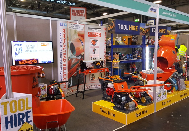 JEWSON LIVE at the NEC Birmingham