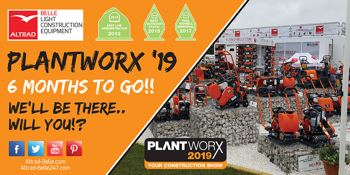 Plantworx2019 is just 6 months away