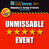 2011 Executive Hire Show Review