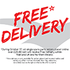 Free Delivery Throughout October 2017 at Altrad-Belle247.com