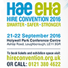 HAE EHA Hire Convention 2016