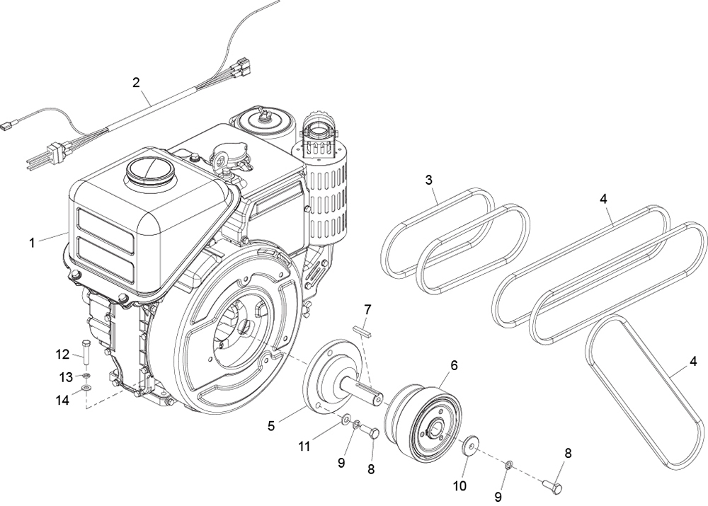 Kubota Engine Parts List : Altrad belle spare parts tdx a kubota