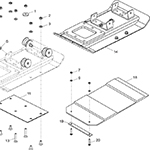 Baseplate Assembly <br />(PCLX 320S)