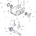 Gearbox Assembly <br />(Driven)