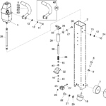 Handle Assembly <br />(From Serial No. 093554)
