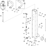 Handle Assembly <br />(Up To Serial No. 093553)