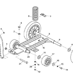 Lifting Frame Assembly