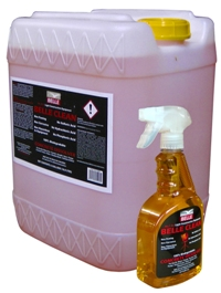 Belle clean acid alternative render dissolver pft for Hydrochloric acid for cleaning concrete