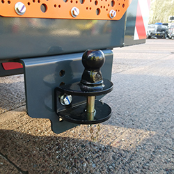 DX 1000HT Tow Hitch