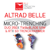 Altrad Belle - Micro-Trenching